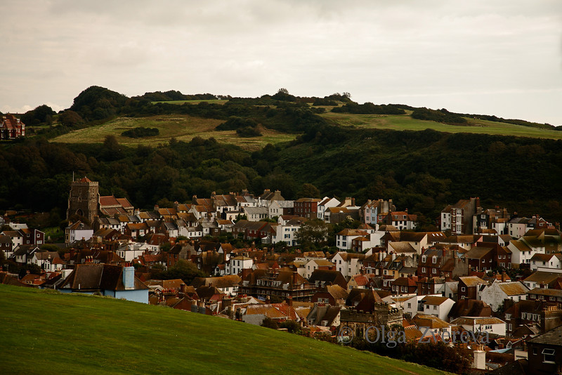 <p>Old Town View. Hastings, England, United Kingdom</p>