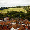 <p>View from Tower of Church of St Mary the Virgin. Rye, England, United Kingdom</p>