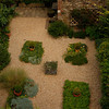 <p>Private Garden seen from Ypres Tower. Rye, England, United Kingdom</p>