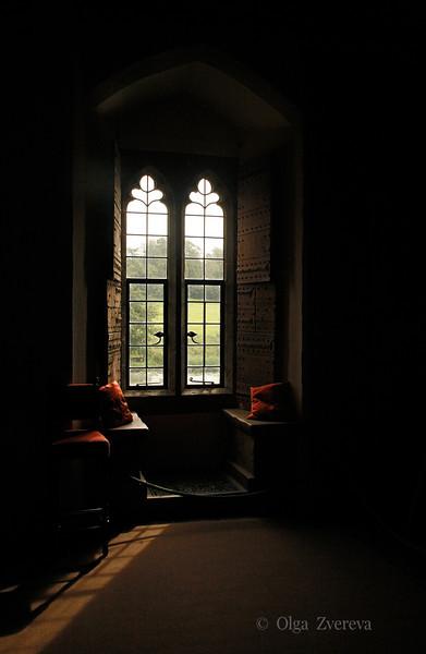 <p>Queen's Room. Leeds Castle, England, United Kingdom</p>