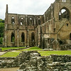 Tintern Abbey was the first Cistercian monastery founded in Wales and only the second to be founded in all of Britain.