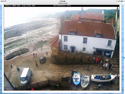 England Webcams
