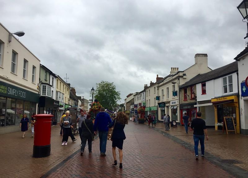 Sheep Street, Bicester, UK