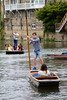 Punting in Cambridge, England