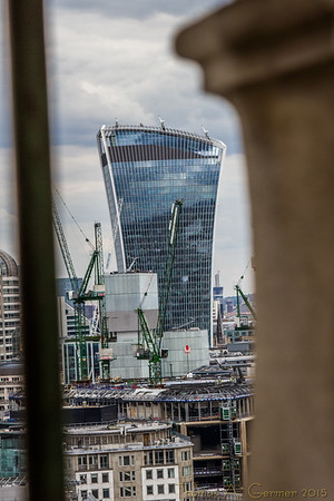 The Walkie Talkie from St. Paul's