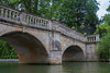 Bridge across River Cam