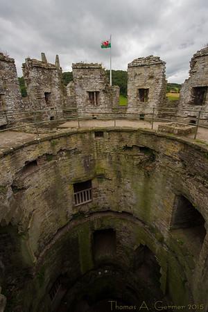 Conwy Castle, Wales