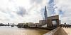 No.1 London Bridge, the Shard, Tower Bridge, from London Bridge