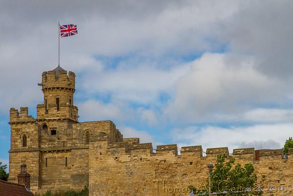 Lincoln Castle, Lincoln, England