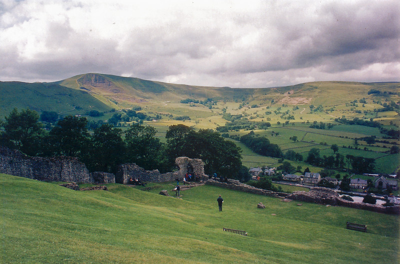 Peak District England - Jul 1996