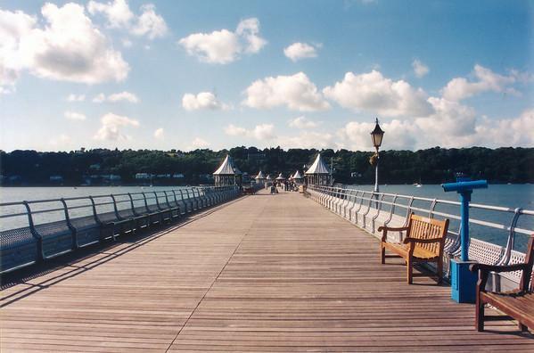 Pier Bangor Wales - Jul 1996