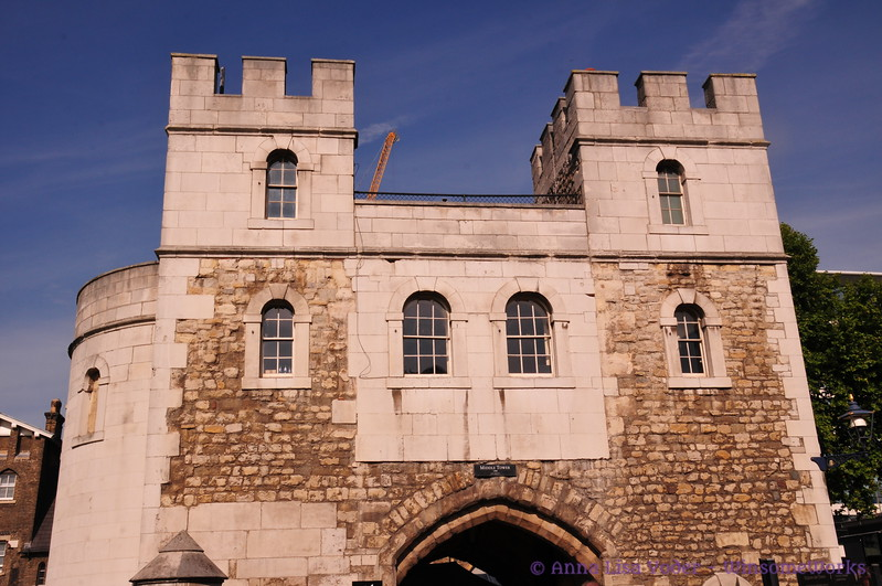 Middle Tower - Tower of London