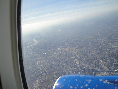 2010 London from air