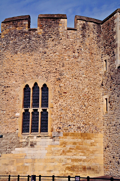 Detail - The Tower of London