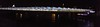 Blackfriars Station at night, from the South Bank near Blackfriars Bridge