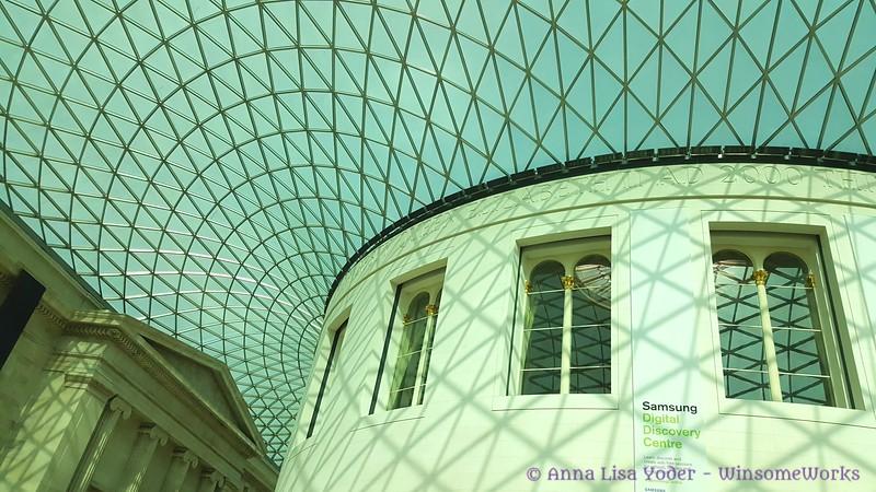 The Great Court - British Museum