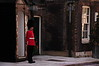 Guard at the residences - Tower of London