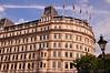 Building opposite Trafalgar Square (needs ID)