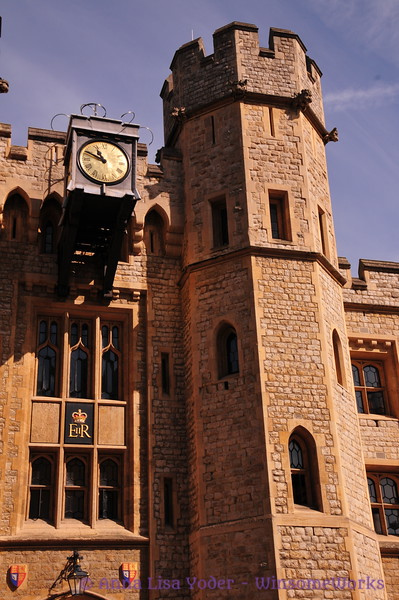 Part of Fusilier's Museum - Tower of London