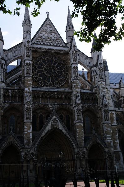 St. Margaret's Church of Westminster Abbey - the church of the House of Commons