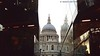 St. Paul's from elevator in One Change Place