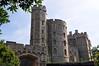 Oldest part of Windsor Castle