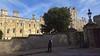 Just outside gates of Windsor Castle