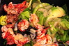Crayfish & Avocado salad from Pret à Manger