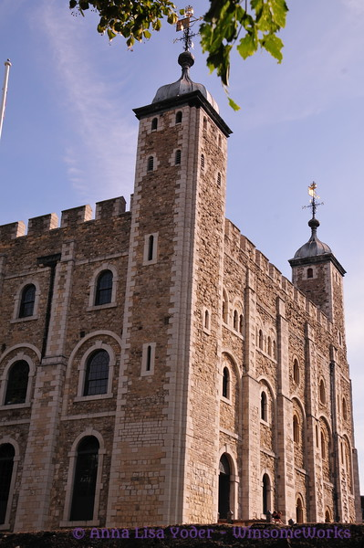 The White Tower - Tower of London