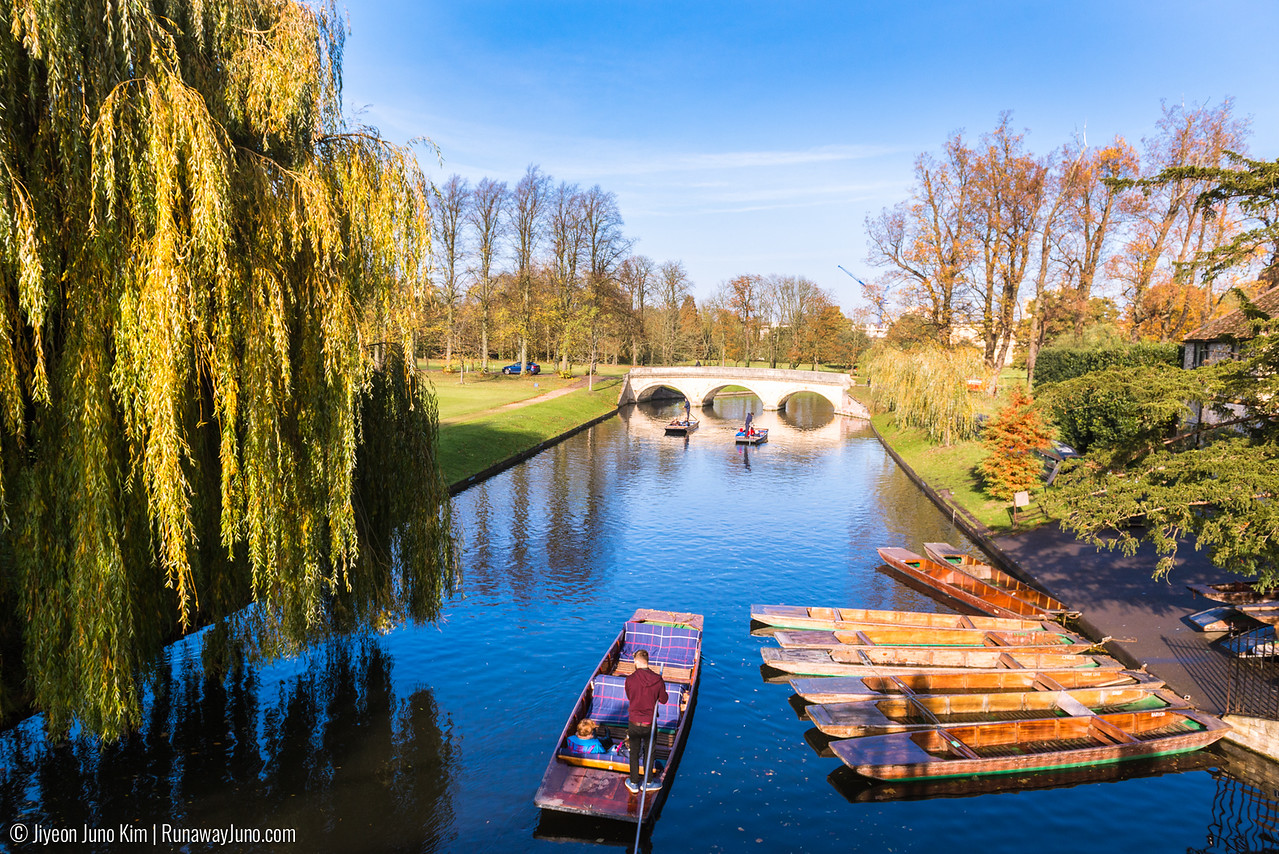 The Cam River