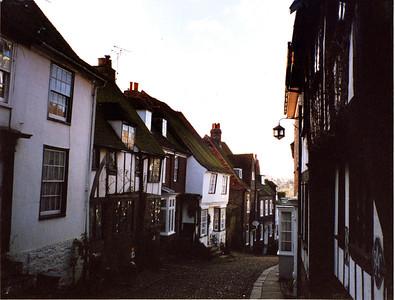 England visit 1999