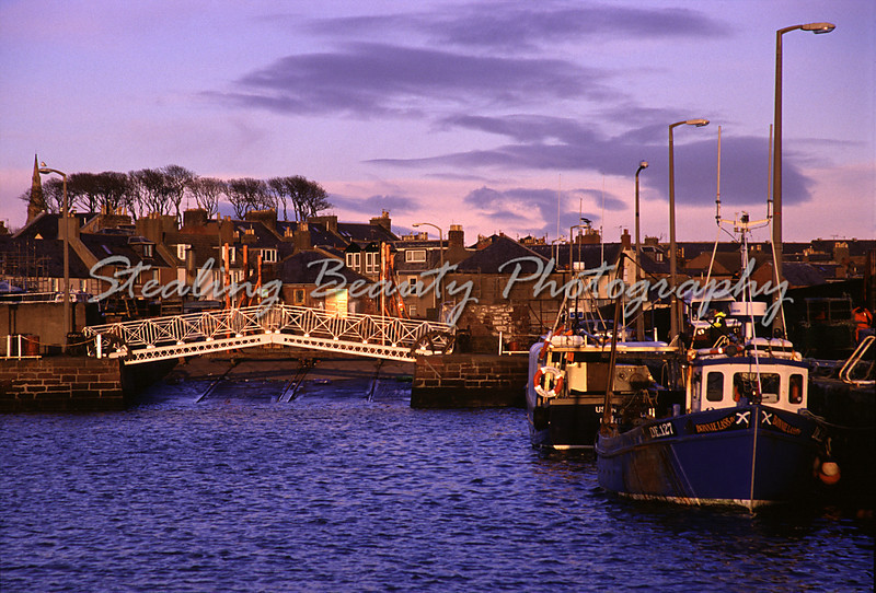 Abroath Harbour