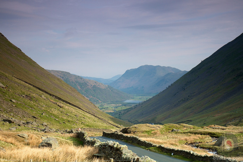 Ullswate Lake district : UK