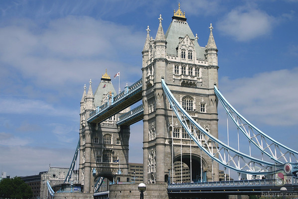London city walk - Tower Bridge