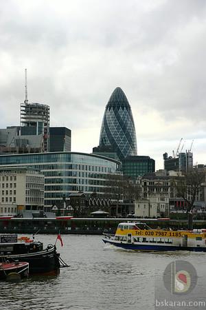 London city walk  - London City