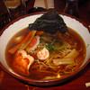 My seafood Ramen soup.