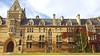 Pano of Meadows Building, Christ Church College  - Oxford