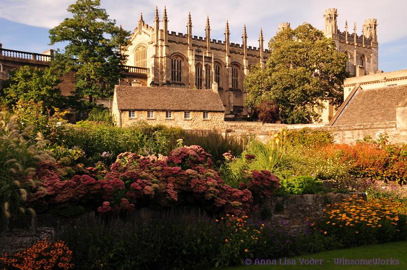 Raised Gardens - Oxford