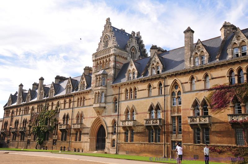 Meadows Building, Christ Church College  - Oxford
