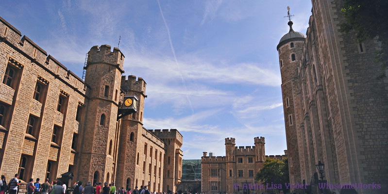Tower of London Pano
