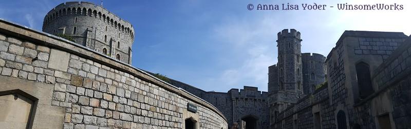 Windsor Castle Pano