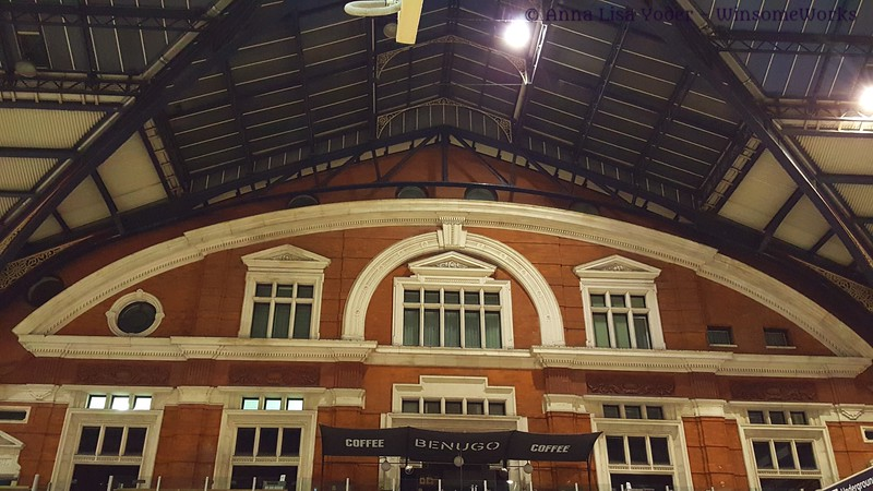 LIverpool Station Pano - our favorite Tube station