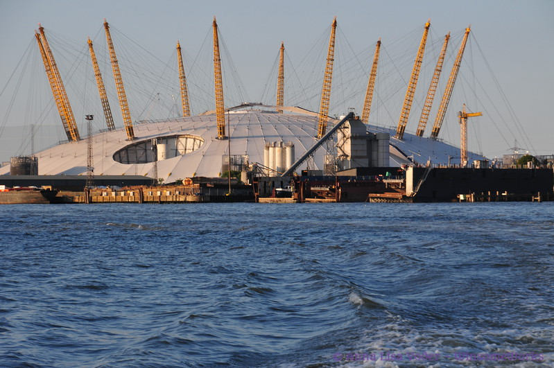 O2 Arena - Greenwich Peninsula, London