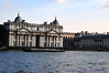 University of Greenwich, from Thames River Ferry - London