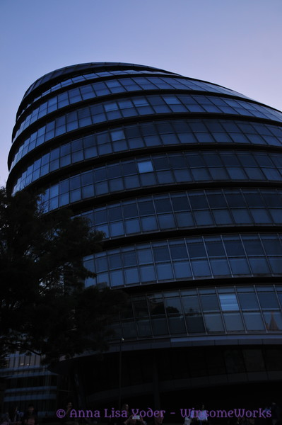 City Hall - Southwark, London
