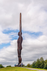 The Angel of the North ~ 8557