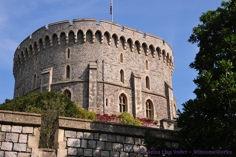 The Castle Keep - Windsor