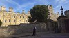 Just outside gates of Windsor Castle
