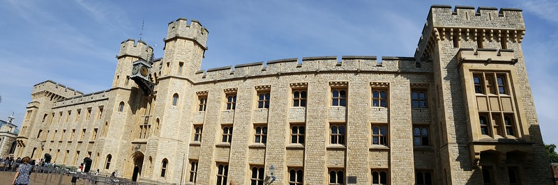 Tower of London - Pano