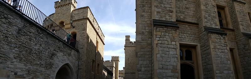 Tower of London panoramic
